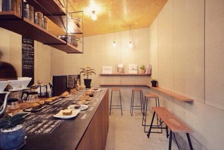 美味しいコーヒーと可愛いお菓子が楽しめるコーヒースタンド「KANNON COFEE」