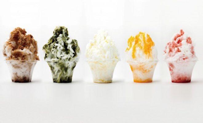 オトナの究極かき氷ブランド「ミルク&ハニー」の期間限定ストアがパルコ名古屋店にオープン!8月1日から16日まで - block 10 660x400
