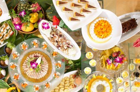 名古屋東急ホテルが毎年開催するサマービュッフェが今年も!2015年のテーマは「ハワイ」
