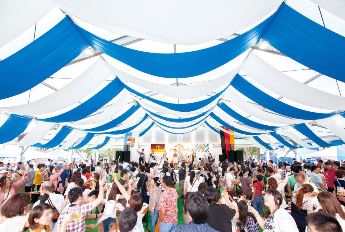 本場ドイツビールの祭典!名古屋オクトーバーフェストが今年も開催決定