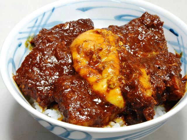 肉厚&ジューシー!創業60年の元祖味噌カツ丼「味処 叶」 - original1