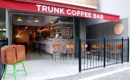 北欧のコーヒー文化を発信するカフェTRUNK COFFEE BAR - shop01 260x160