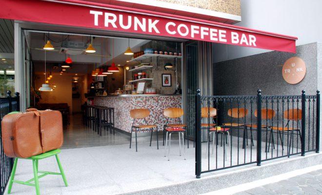 北欧のコーヒー文化を発信するカフェTRUNK COFFEE BAR - shop01 660x400