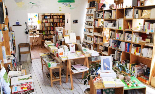 感性を刺激するユニークな本や雑貨があふれるブックショップ&ギャラリー「on reading」 - shop photo11 660x400