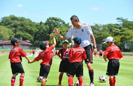 次の本田も名古屋から輩出!ACミランが名古屋でジュニアキャンプを開校 - sub41