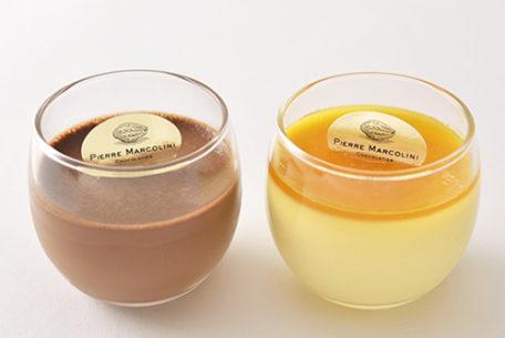 TVでも話題!名古屋店限定、ピエール マルコリーニの『チョコレートプリン』
