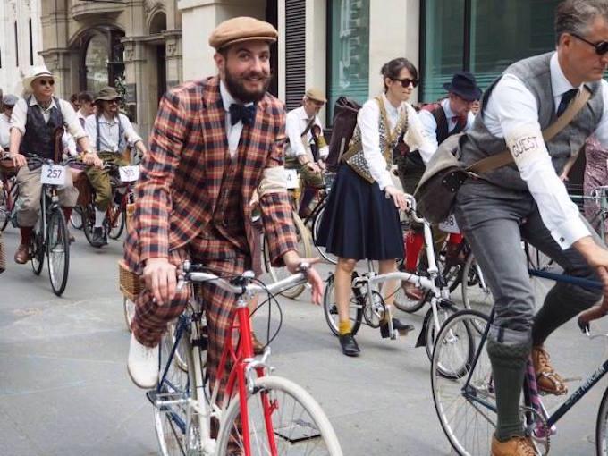 ツイードを着て自転車でオシャレに走ろう!「ツイードラン名古屋2015」が11/7に開催! - 10374976 596906330407375 819389976985186458 n