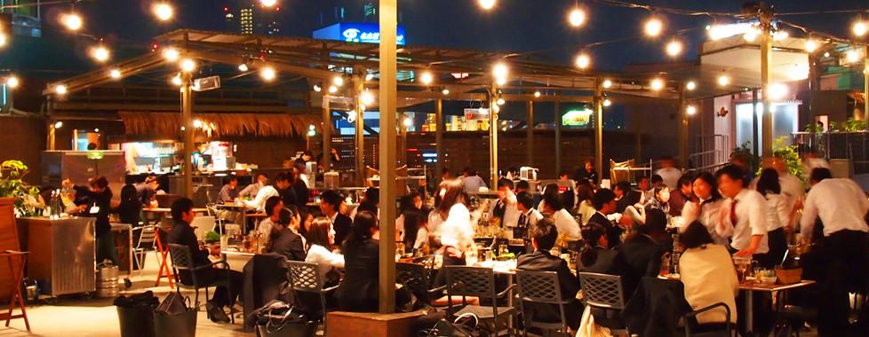 夏のうちに1度は行っておきたい!名古屋のおすすめビアガーデン4選 - 334facb5d20ccbf41e86e20a618cee3a