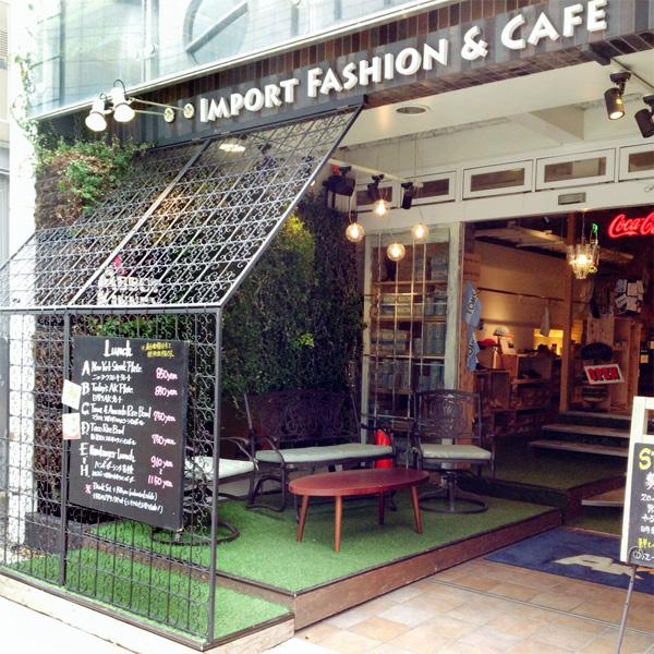 口いっぱいにハンバーガーを頬張りたいならココ!栄「ABBOT KiNNEY」はカフェとファッションが融合した素敵空間 - 4f382c7f313abf5d27b0a828db4229be