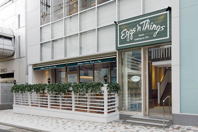 パンケーキといえばこのお店!「Eggs 'n Things(エッグスンシングス)」名古屋パルコ店で美味しい朝食を - img01