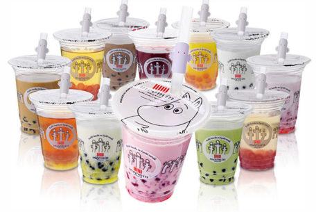 「ムーミン谷」の飲むスウィーツが楽しめる!「ムーミンスタンド」が7/24に名古屋にオープン