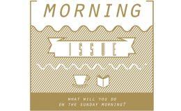 日曜日の朝から珈琲と本と共にゆっくりと過ごす「SUNDAY MORNING ISSUE」 - sundaymorning14 260x160