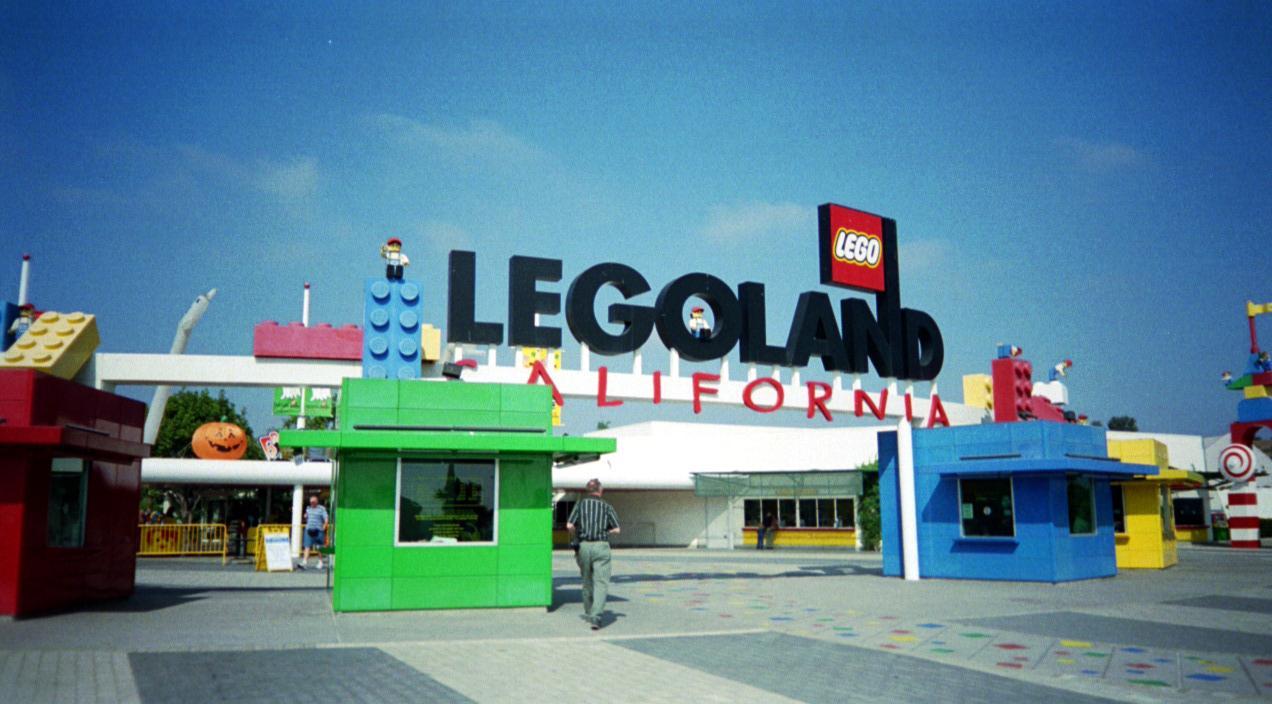 大人気おもちゃ・レゴのテーマパーク「レゴランド」が、2017年春に名古屋でオープン! - Legoland California