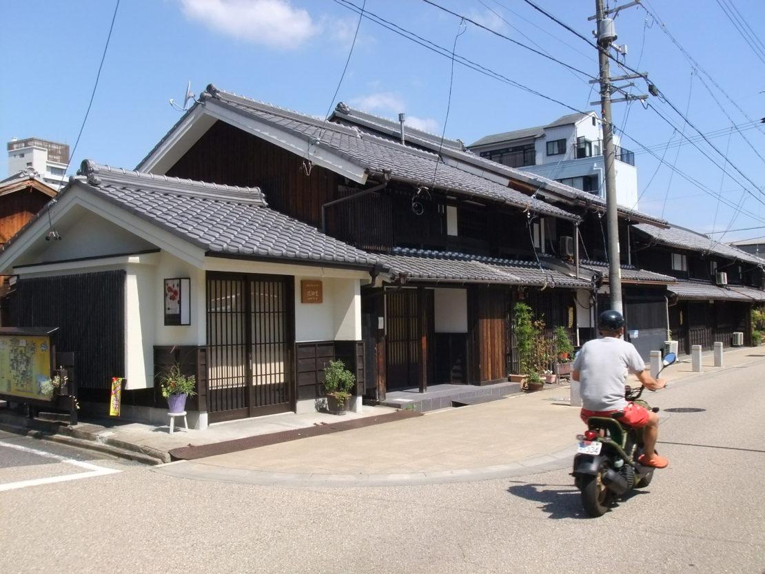 おしゃれなお店を楽しみつつ、名古屋の歴史を感じ取れる 「四間道」さんぽ