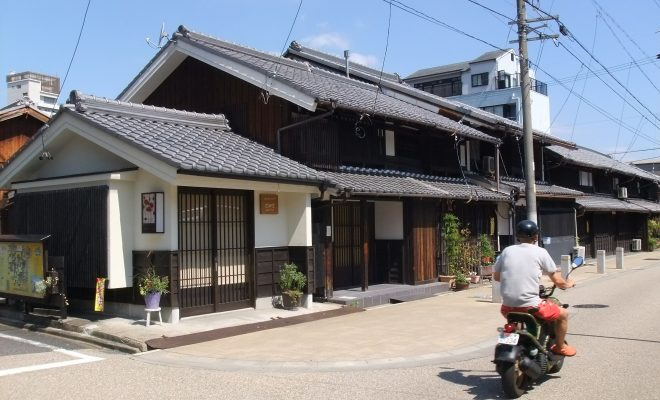 おしゃれなお店を楽しみつつ、名古屋の歴史を感じ取れる 「四間道」さんぽ - e340819709ccc768472141dfef6af8fe 660x400