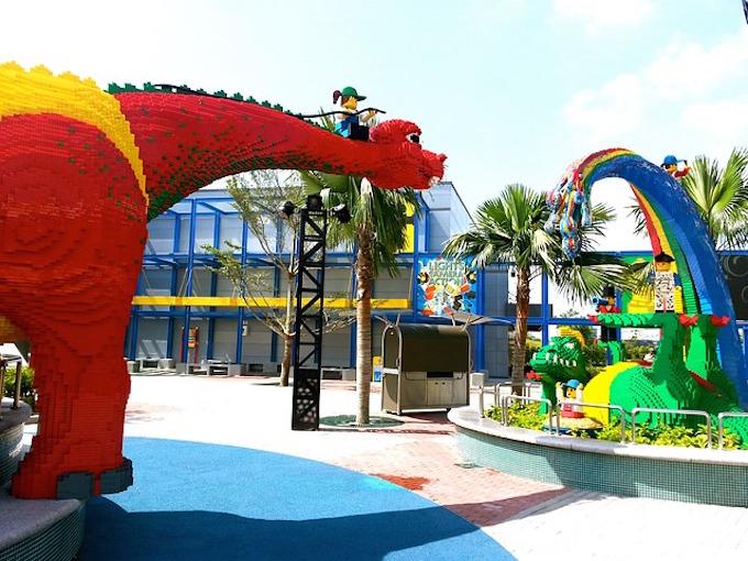 大人気おもちゃ・レゴのテーマパーク「レゴランド」が、2017年春に名古屋でオープン! - legoland malaysia 261528 640