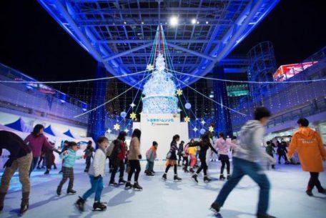 今年も登場!「氷じゃない」スケートリンク「トヨタホームリンク」栄・オアシス21で11月21日からオープン