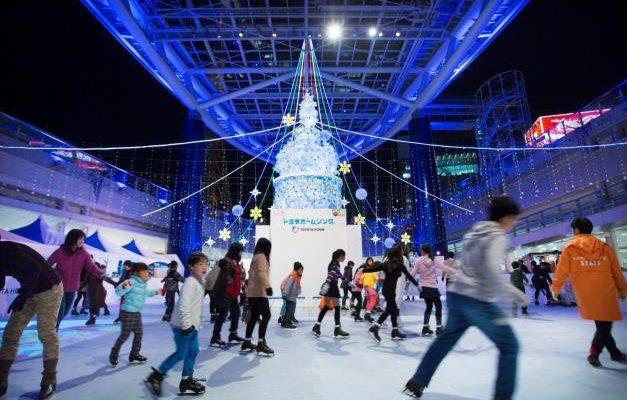 今年も登場!「氷じゃない」スケートリンク「トヨタホームリンク」栄・オアシス21で11月21日からオープン - 99a437d6ed26d829a41f42b92e902fda 627x400