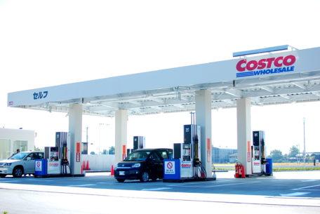 話題の激安ガソリンもあるコストコ岐阜羽島倉庫店オープン!東海エリアで2店舗目!