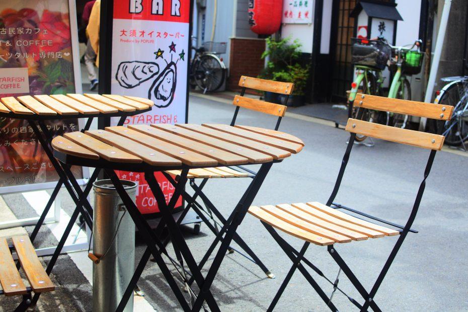 大須散策のひと休みに。コーヒースタンド&カフェ「STARFISH & COFFEE」でほっと一息つく時間 - DSC 1609 930x620