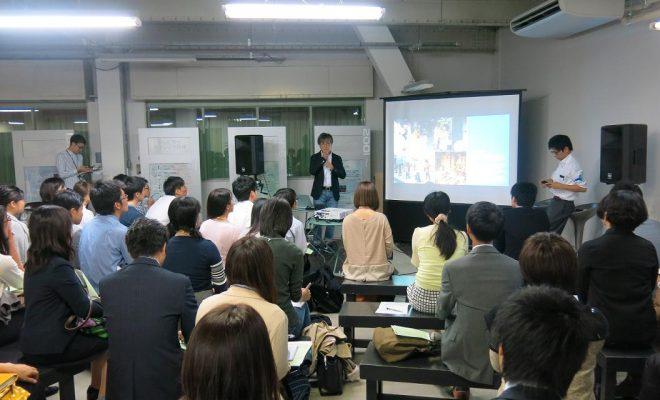 仕事についてフランクに語り合えるしごとバー@名古屋、第1回「世界に仕掛ける岐阜のモノづくりナイト」が開催されました - IMG 3090 660x400