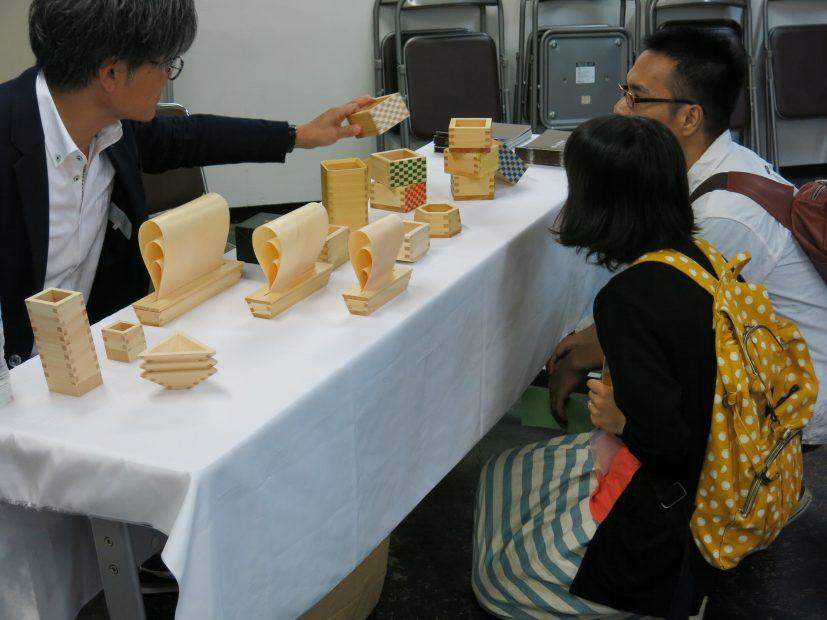 仕事についてフランクに語り合えるしごとバー@名古屋、第1回「世界に仕掛ける岐阜のモノづくりナイト」が開催されました - IMG 3115 827x620