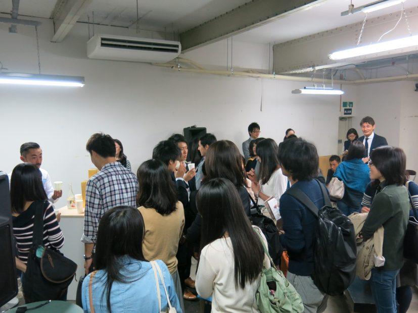 仕事についてフランクに語り合えるしごとバー@名古屋、第1回「世界に仕掛ける岐阜のモノづくりナイト」が開催されました - IMG 3125 827x620