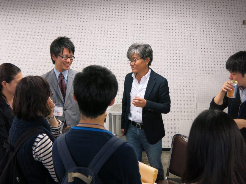 仕事についてフランクに語り合えるしごとバー@名古屋、第1回「世界に仕掛ける岐阜のモノづくりナイト」が開催されました - IMG 3126 827x620