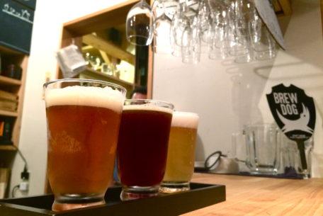 日本最小のビール工房?!ご当地ビール「一宮ブルワリー」が飲めるカフェ「com-cafe 三八屋」