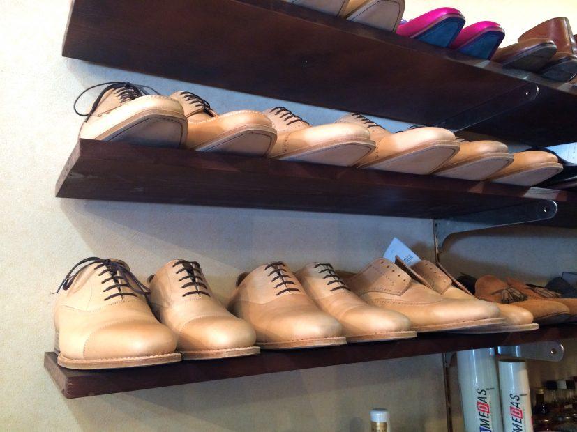 まるで隠れ家!大学生の職人がオープンさせた名駅の靴磨き専門店「GAKU PLUS」 - IMG 6434 827x620
