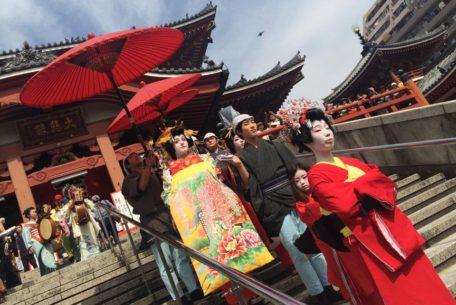 大須の町が大道芸の舞台に!「第38回大須町人祭」10月10日(土)・11日(日)開催