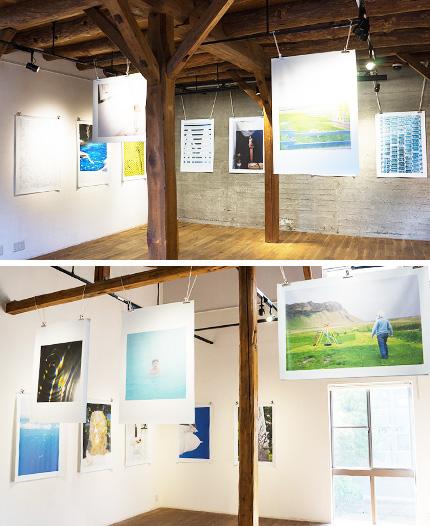 丸の内駅近くにある蔵をリノベーションしたギャラリー&カフェ「blanka(ブランカ)」 - img gallery