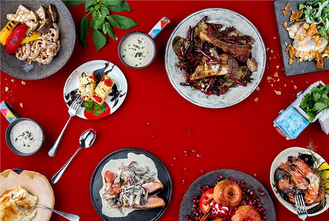 12月11日(金)から開催「旅するパーラー陶の森」で、暮らしに温かく寄り添う常滑の器をスペシャルな料理や音楽と楽しもう。