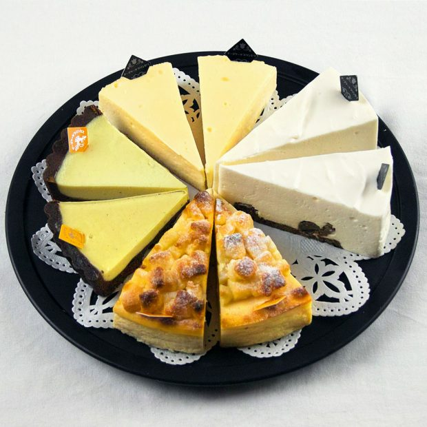 大垣市の絶品スイーツ!チーズケーキ専門店「チーズケーキプリンセス」