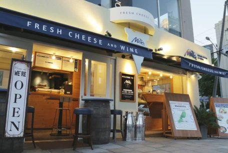産地直送!名古屋・錦橋フレッシュチーズとワインの「Milks(ミルクス)」で出会う極上の新鮮チーズ
