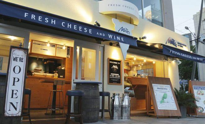産地直送!名古屋・錦橋フレッシュチーズとワインの「Milks(ミルクス)」で出会う極上の新鮮チーズ - 12106889 434910240030333 5539179634361556290 n 660x400