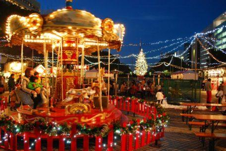 ヨーロッパ伝統のクリスマスマーケットを名古屋で楽しめる!「名古屋クリスマスマーケット2015」12月11日(金)から開催