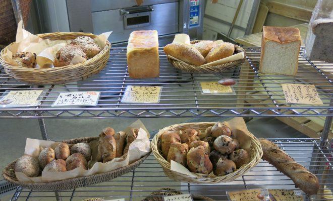 常滑散策にお気に入りのパンを携えて。「パン工房 風舎 常滑店」 - IMG 3600 660x400