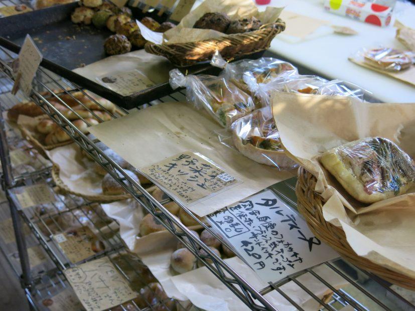 常滑散策にお気に入りのパンを携えて。「パン工房 風舎 常滑店」 - IMG 3601 827x620