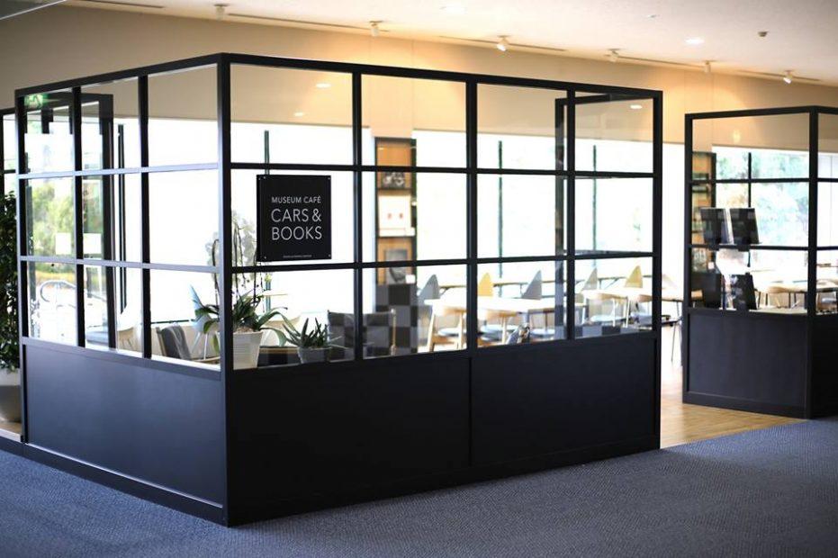 選書集団BACHセレクトのブックカフェ。トヨタ博物館内「CARS&BOOKS」 - 21591 1114097665289756 4396589427912766939 n 931x620