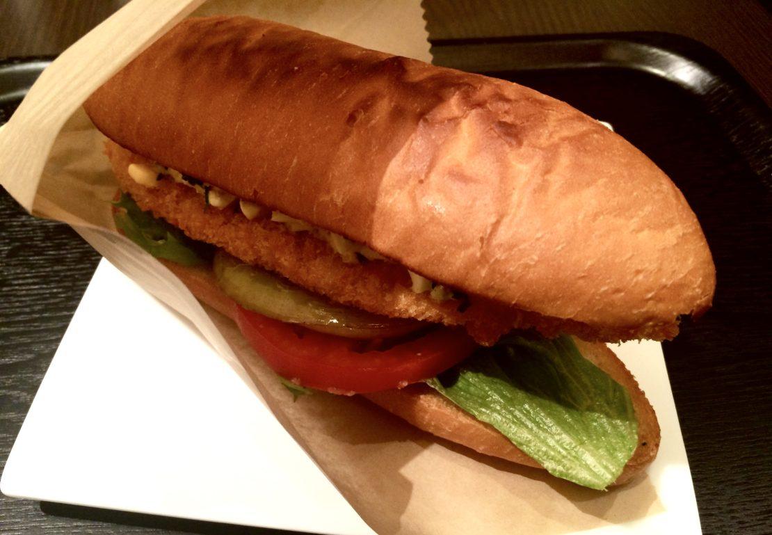 本格フレンチをテイクアウト!新栄「shapes」の本格的なサンドイッチ