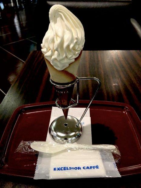 あのプレミアムソフトクリーム「CREMIA(クレミア)」が岐阜駅で食べられる! - IMG 7110 465x620