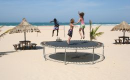 寒い季節におすすめ!室内スポーツの本格トランポリンを体験しよう - trampoline 241899 1280 260x160