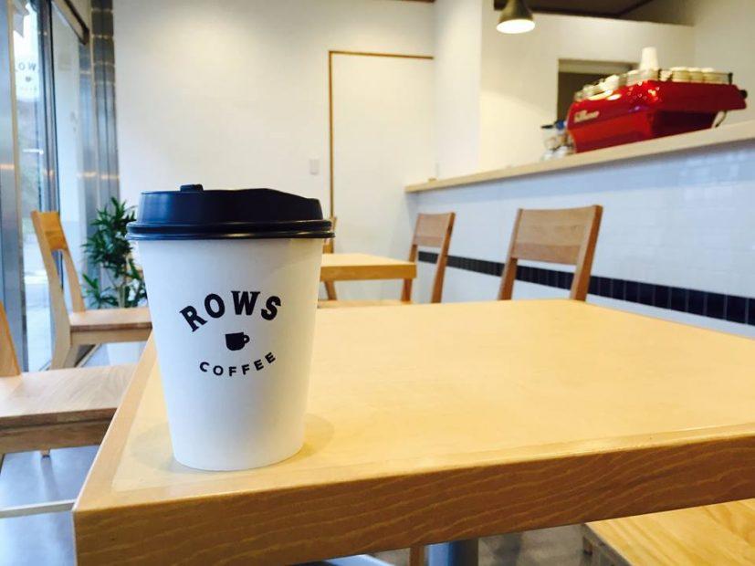 国際センター駅から徒歩5分!コーヒースタンド「ROWS COFFEE」 - 12729124 984691358270838 6513701833808479788 n 827x620