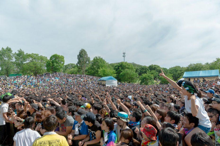 名古屋発野外フェス「FREEDOM NAGOYA」クラウドファンディング実施中 - content audience5 930x620