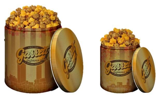 ギャレット ポップコーン ショップスから限定缶「NAGOYA Gold缶」登場