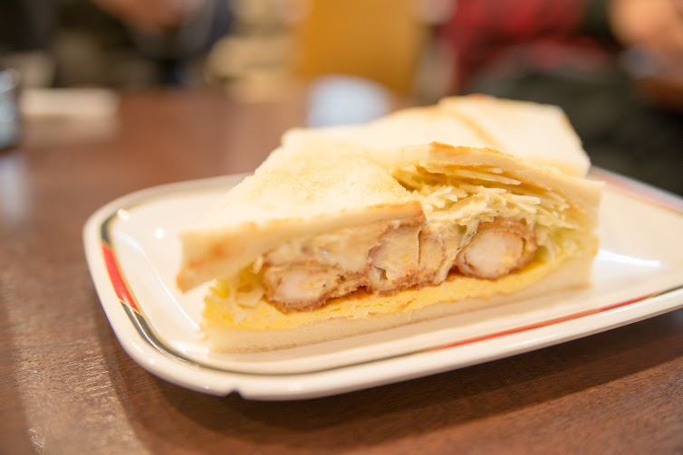名駅でモーニングと名古屋ならではのサンドイッチを堪能!「コンパル メイチカ店」 - 1 3