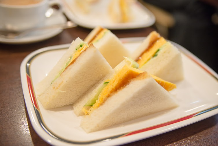 名駅でモーニングと名古屋ならではのサンドイッチを堪能!「コンパル メイチカ店」 - 2 2