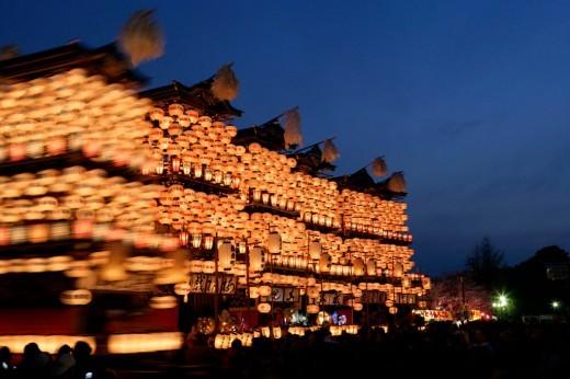 夜車山に心奪われる日本のお祭り「犬山祭」が4月2日(土)3日(日)に開催