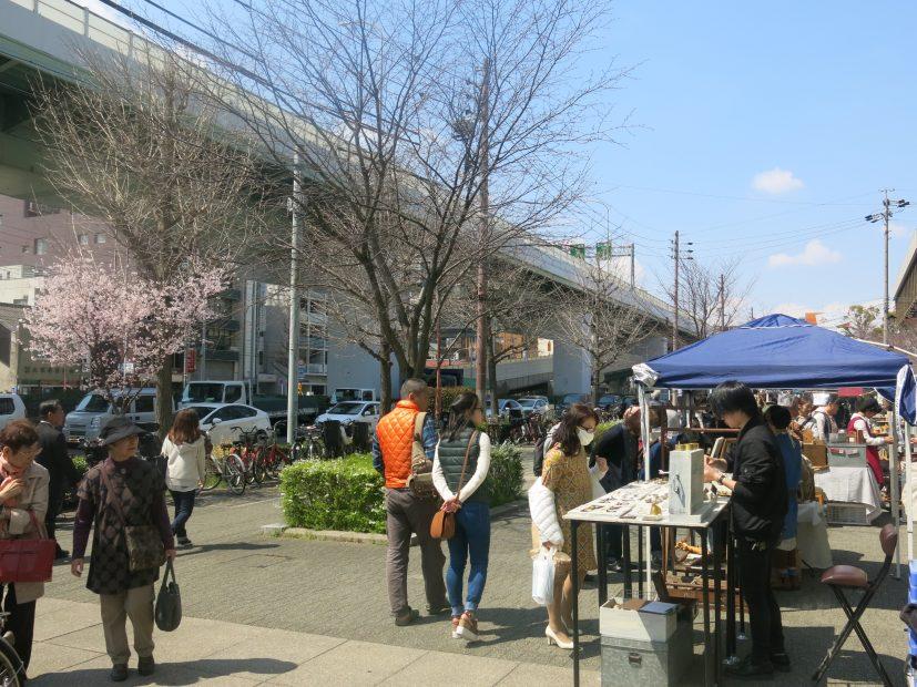 桜とお寺に囲まれてお散歩しよう。3月開催「東別院手づくり朝市」に行ってきました - IMG 4406 827x620
